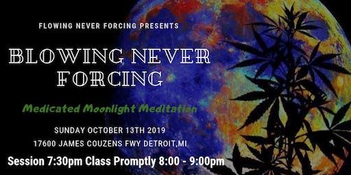 Medicated Full Moon Meditation