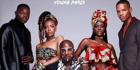 Focus Africa 9th Anniversary: Young Paris live from New York tickets