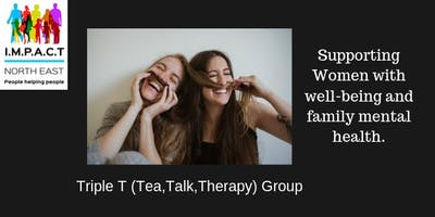 Triple T ( Tea,Talk , Therapy) Womens Dropin Group