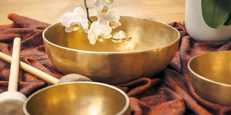 #GoldRush by Gold House: FREE Sound Meditation tickets