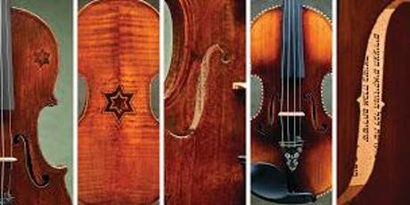 Intonations: Songs from the Violins of Hope at Grace Cathedral tickets