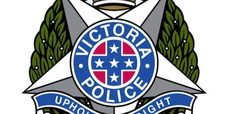 Victoria Police Family Violence Report (L17) tickets