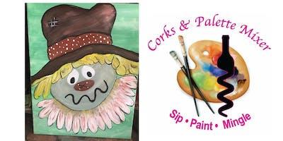 Kids Paint & Snack