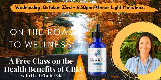 Free Class on the Health Benefits of CBD!