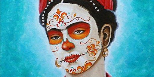Frida Kahlo: Dia de Los Muertos