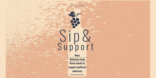 Fall Sip & Support