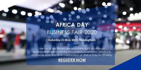 OAN Africa Day Business Fair 2020 - Birmingham tickets
