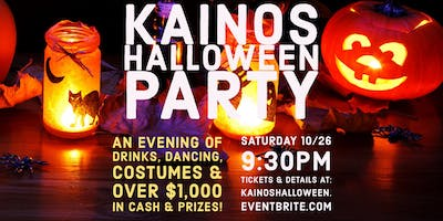 Halloween Party @ Kainos!