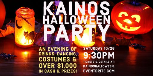 Halloween Party @ Kainos!