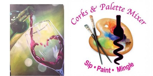 Paint & Chill WINE LOVE
