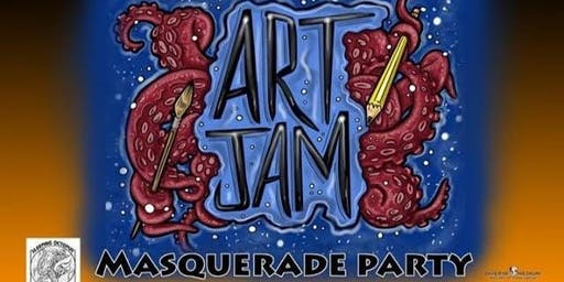 Art Jam - Masquerade
