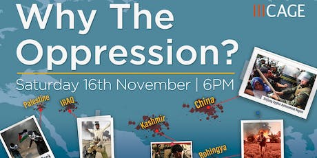 Why the Oppression tickets