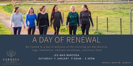 Barossa Wellness Day Retreat , A Day of Renewal