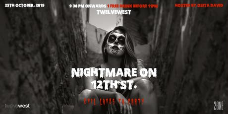 NightMare on 12th St. tickets