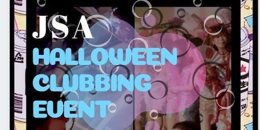 JSA Halloween Clubbing 2019 sponsored by IGE