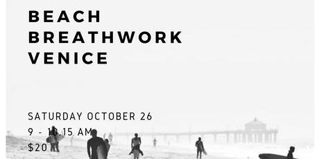 Beach Breathwork Venice tickets