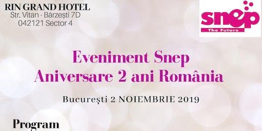 SNEP - Eveniment Oficial București