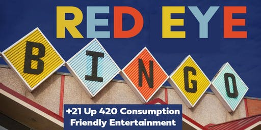Red Eye Bingo Night - 2020 Kickoff