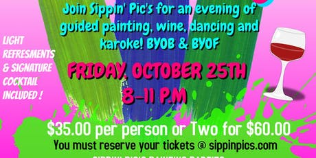 2-Fer Paint Party tickets