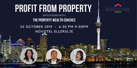 Profit From Property Information Evening tickets