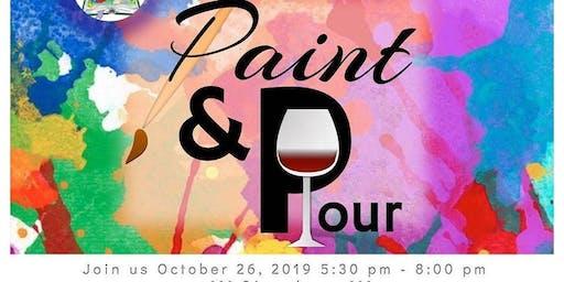 Paint & Pour