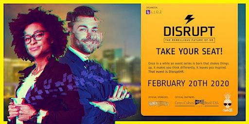 DisruptHR now in Miami !