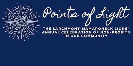 Points of Light: Larchmont Mamaroneck Lions' Celebration of Non-Profits