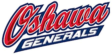 Autism Ontario Durham - Oshawa Generals tickets