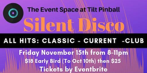 Fireside Elementary Silent Disco Fundraiser