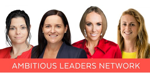 Ambitious Leaders Network Perth – 23 October 2019