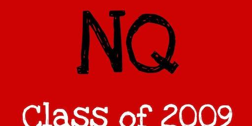 NQHS Class of 2009 Ten Year Reunion