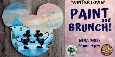 Winter Lovin'   Paint + Brunch!