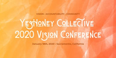 YesHoney Collective Vision Conference 2020