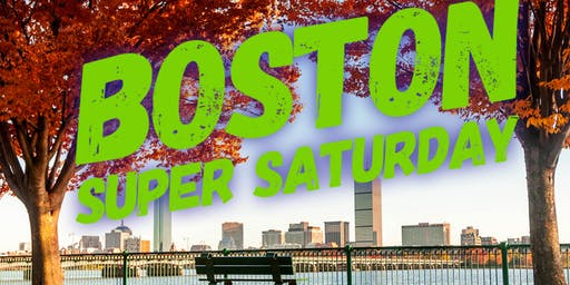 BOSTON SUPER SATURDAY - THE NEXT WAVE