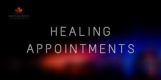 Free Healing Appointments