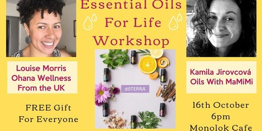 Introduction to Essential Oils - Monolok Cafe