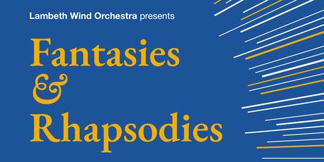 Fantasies and Rhapsodies tickets