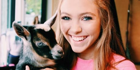 Yoga with Baby Goats tickets
