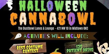 $25 Patient Drive -Cannabowl-The Dustbowl Lanes NW 10-OKC tickets