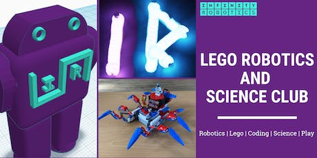 Lego Robotics and Science Club Dalmeny Church Hall tickets