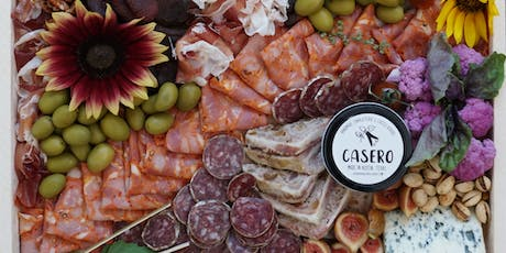Holiday Charcuterie Boards With Casero tickets