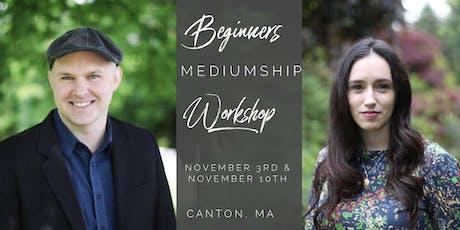 Beginners Mediumship Workshop tickets