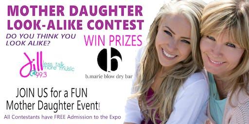 Mother Daughter Look-Alike Contest - NEA Women's Expo 2019