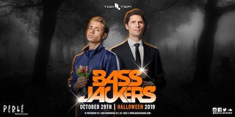 Top Tier Presents: Bassjackers— Tuesday, October 29th @ Perlè! tickets
