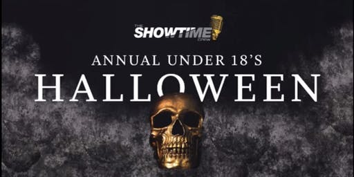 The Showtime Crew Annual  Halloween Party 2019