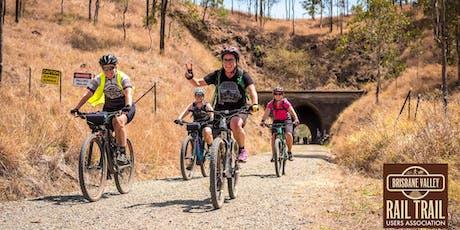 Toogoolawah Dash - BVRT Most Awesome Bike Ride (75 km) tickets