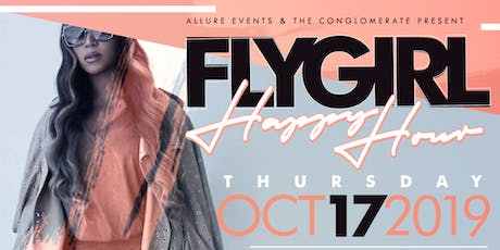 FLYGIRL: Happy Hour tickets