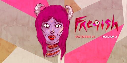 FREQISH feat. Madam X (Kaizen)
