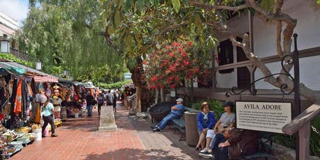 Union Station and Olvera Street Tour with Luncheon tickets