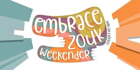 Embrace Zouk Weekender w/ Gui & Kelsey in DC tickets